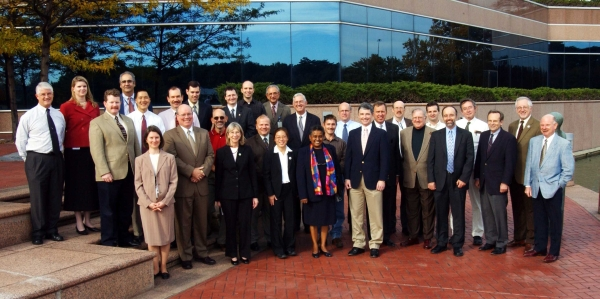 Potomac Drinking Water Source Protection Partnership Group Photo